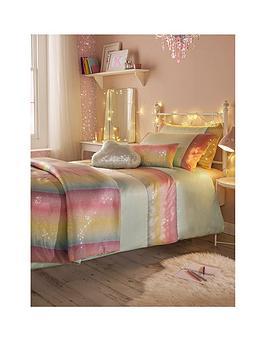 kylie-minogue-kylie-rainbow-aqua-sequin-duvet-cover-set