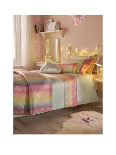 kylie-minogue-kylie-rainbow-aqua-sequin-duvet-set