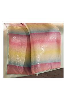 kylie-minogue-rainbow-aqua-sequin-throw