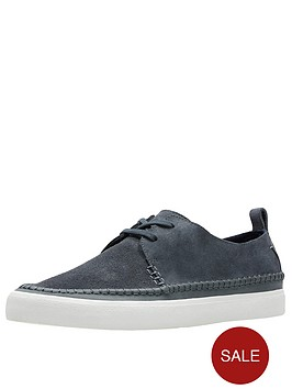clarks-kessell-craft-suede-shoe