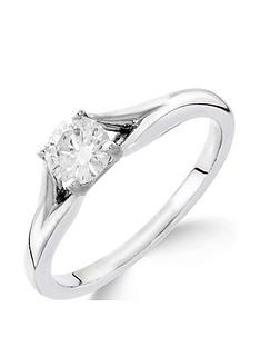 9ct-white-gold-12-carat-diamond-solitaire-with-tapered-shoulders-ring