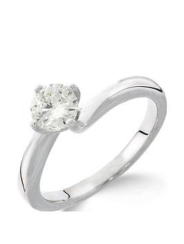 love-diamond-9ct-white-gold-14-carat-diamond-solitaire-with-twisted-4-claw-setting-ring