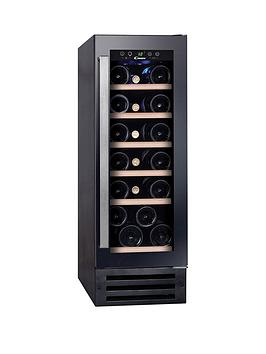 candy-ccvb30uk-30cm-integrated-wine-fridge-black