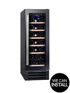 candy-ccvb30uk-30cm-integrated-wine-fridge-with-optional-installation-black