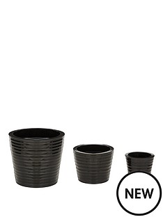 set-3-round-ribbed-zinc-planters