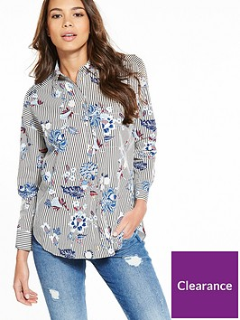 river-island-bird-print-shirt