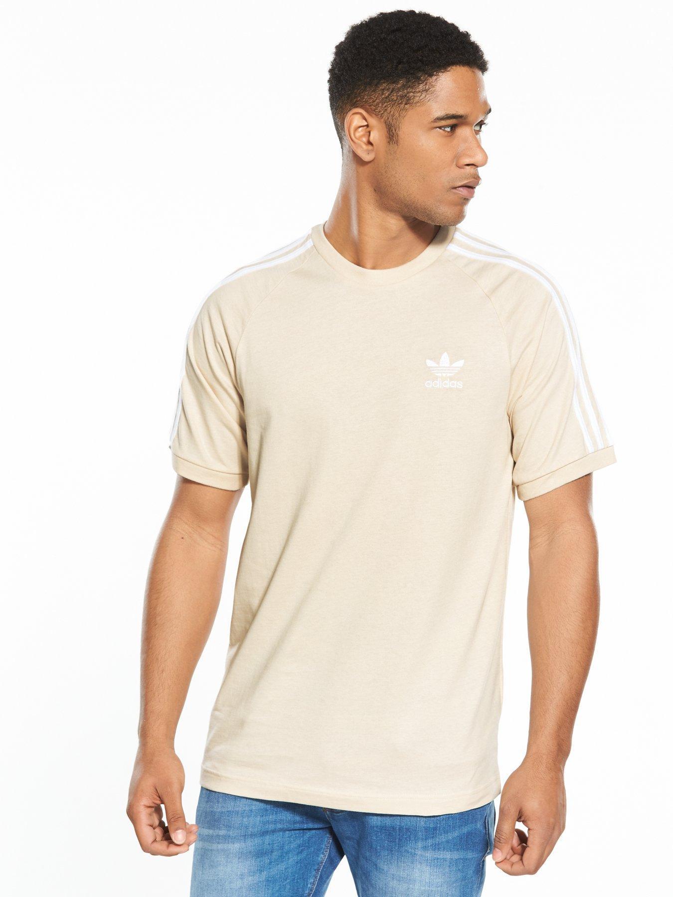 adidas Originals adicolor 3 Stripe California T-Shirt