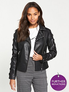 v-by-very-faux-leather-stud-and-lace-up-jacket