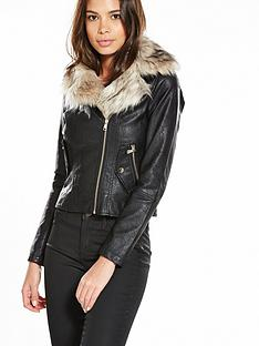 river-island-faux-fur-pu-biker-jacket