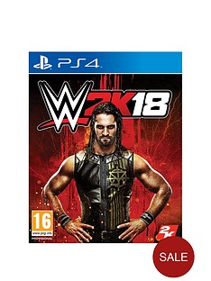 playstation-4-wwe-2k18