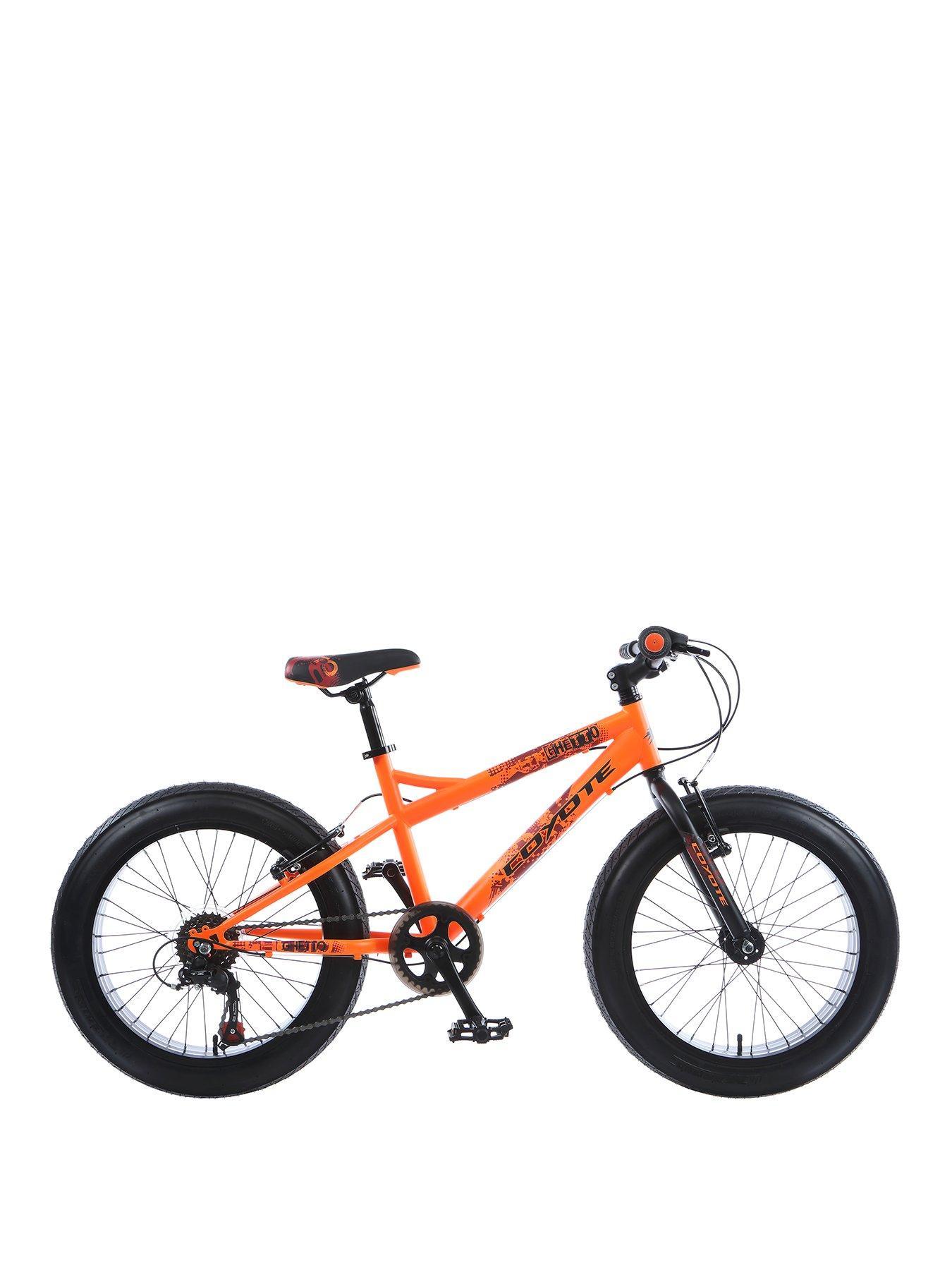 Compare prices for Coyote Ghetto Fat Tyre Boys Bike 20 inch Wheel