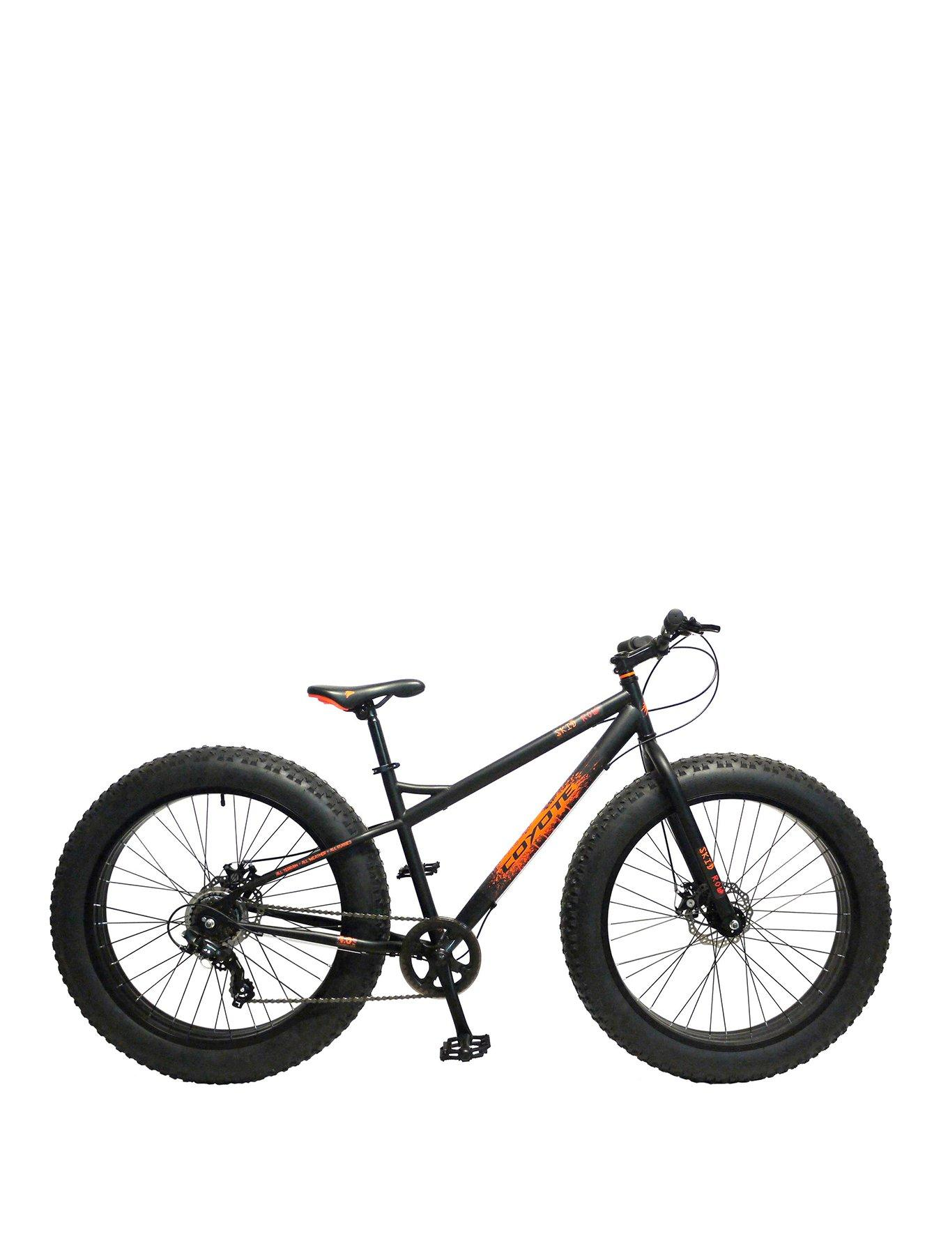 Compare prices for Coyote Skid Row Boys Bmx Bike 26 inch Wheel