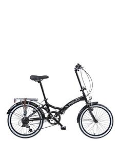 viking-metropolis-unisex-6-speed-folding-bike-13-inch-frame