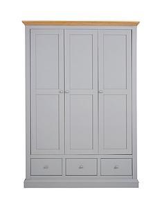 ideal-home-new-hannah-3-door-3-drawer-wardrobe
