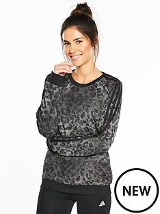 adidas-essentials-print-sweater-greynbsp