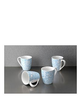 Portmeirion Portmeirion Hide And Seek Mugs - Set Of 4 Picture
