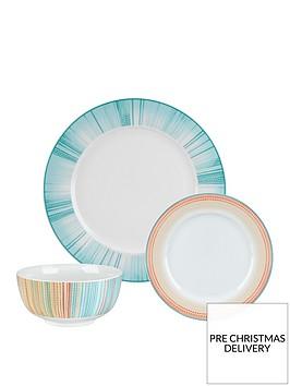 portmeirion-studio-coral-stripe-12-piece-dinner-set