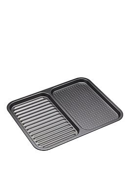 Masterclass Masterclass Non-Stick Divided Baking Tray Picture
