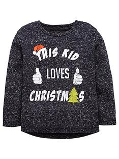 mini-v-by-very-boys-this-kid-loves-christmas-long-sleeve-t-shirt