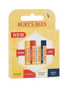 burts-bees-burt039s-bees-lip-balm-four-pack