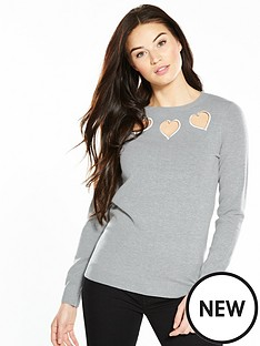 v-by-very-cut-out-heart-detail-jumper-grey