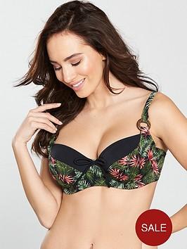 dorina-curves-haiti-non-padded-bikini-top-palm-print