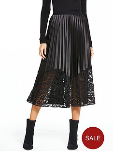 yas-yas-tall-zone-pleated-skirt