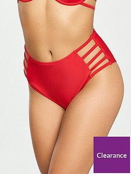 boux-avenue-argentina-high-waist-bikini-bottom-red