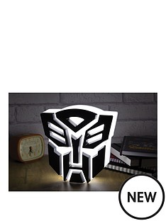 transformers-autobot-light