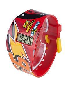 disney-cars-3-disney-cars-3-lightening-mcqueen-all-over-print-lcd-watch