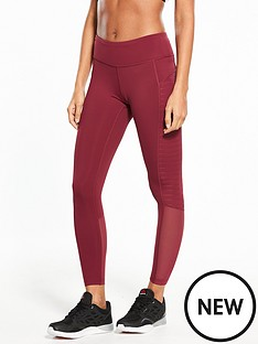 reebok-mesh-tight-maroonnbsp