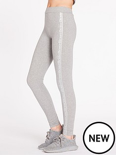 ellesse-exclusive-metallic-legging-greynbsp