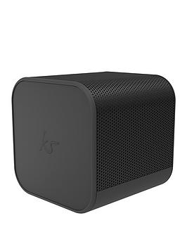 kitsound-boom-cube-portable-wireless-bluetooth-speaker-with-passive-bass-radiator-metallic-finish-and-up-to-6-hours-play-time-black