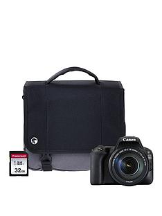 canon-eos-200d-black-slr-camera-kit-inc-18-135mm-is-stm-lens-32gb-sd-and-case