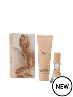 rihanna-rihanna-nude-savvy-15ml-and-shower-gel-gift-set