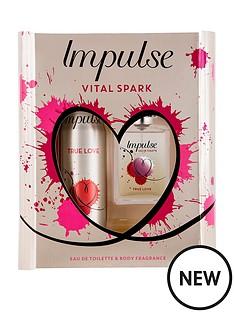 impulse-impulsenbspvital-spark-true-love-30ml-edt-75ml-body-fragrance-gift-set