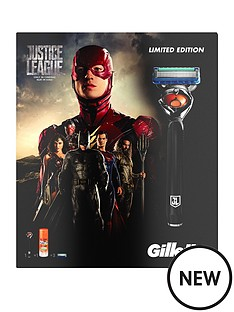 gillette-flexball-justice-league-gift-set