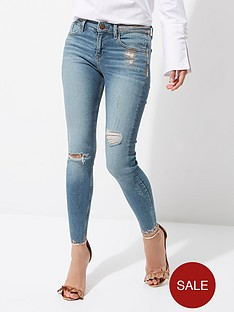 river-island-river-island-super-skinny-copper-foil-jeans
