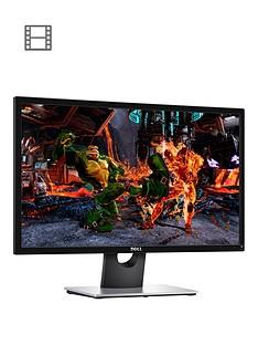 dell-se2417hg-236in-full-hd-tn-2ms-widescreen-led-gaming-monitor-3-yrs-warranty-black