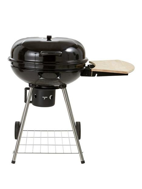 22-inch-kettle-grill-charcoal-bbq-with-side-table-and-free-cover