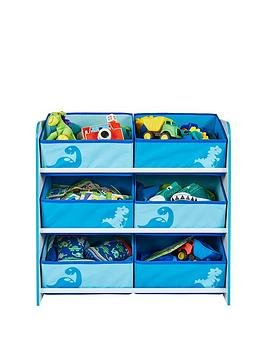 Hello Home Hello Home Dinosaurs Kids Toy Storage Unit Picture