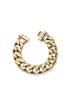 tommy-hilfiger-tommy-hilfiger-ladies-gold-ip-stainless-steel-bracelet