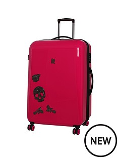 it-luggage-skull-amp-roses-8-wheel-medium-case