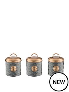 typhoon-typhoon-living-copper-lid-tea-coffee-and-sugar-set