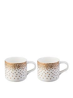 price-kensington-set-of-2-confetti-metallic-stacking-mugs--nbspgold