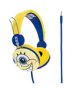 spongebob-squarepants-headphones