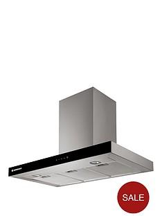 hoover-hbvs985txnbsp90cm-chimney-cooker-hood-stainless-steel