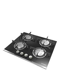 hoover-hgv64sxvb-built-in-60cm-gas-hob-black