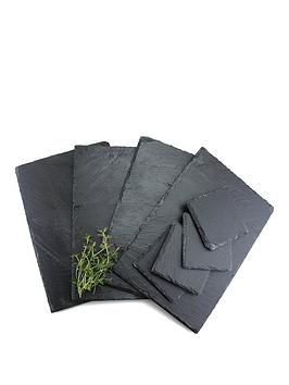 Apollo Apollo Slate Placemats And Coasters Picture