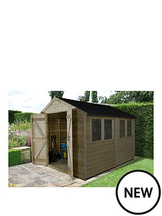 forest-tongue-and-groove-pressure-treated-10-x-8-foot-double-door-apex-workshop